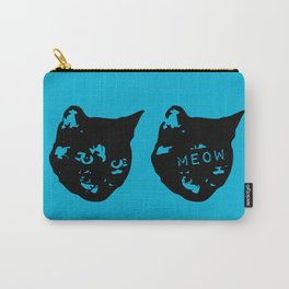 Tortoiseshell Kitty Carry-All Pouch