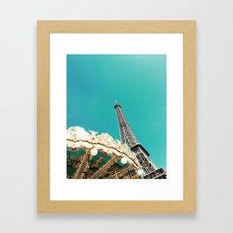 paris always. Framed Art Print