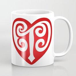 ETC Kid 'etcLove' Heart Emote Coffee Mug