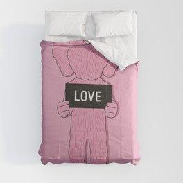 KAWS POSTER Comforters