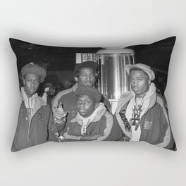 A Tribe Called Quest - Hip Hop Old School - BLM - Society6 - Rap Culture 2 Rectangular Pillow