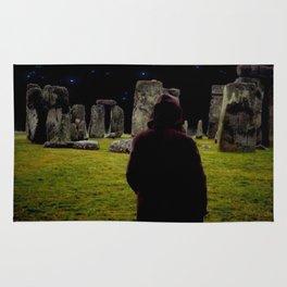Druid Princess of Stonehenge Rug