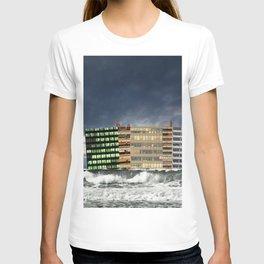 atmosphere · wave of multilation T-shirt