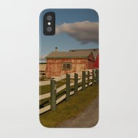 farm iPhone & iPod Cases featuring Farm by SShaw Photographic