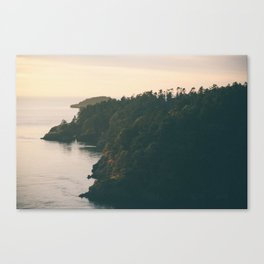 Deception Pass Bridge IV Canvas Print