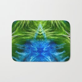 Insectile Energy Bath Mat