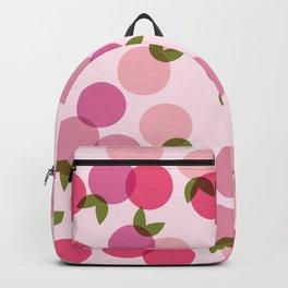 Fruit Pattern - Pink Backpack