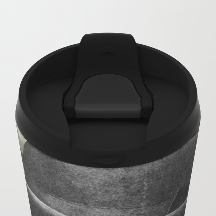 Churchill Metal Travel Mug