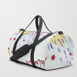 The origin of Spring 3 Duffle Bag