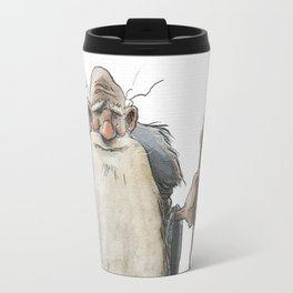 Old Man Wizard Travel Mug