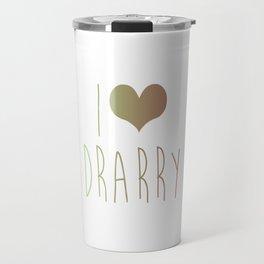 I Love Drarry Travel Mug