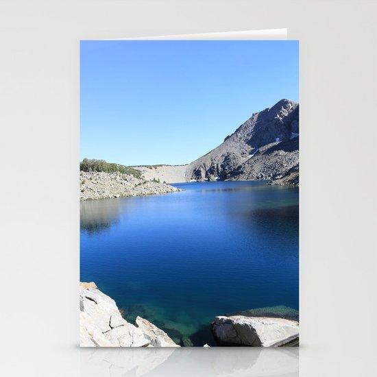 Anna Lake Stationery Cards