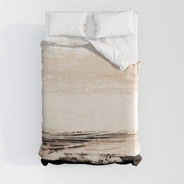 abstract minimalist landscape 14 Duvet Cover