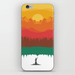 Layers Of Nature iPhone Skin