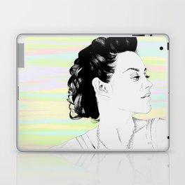 Marion Cotillard POP Laptop & iPad Skin