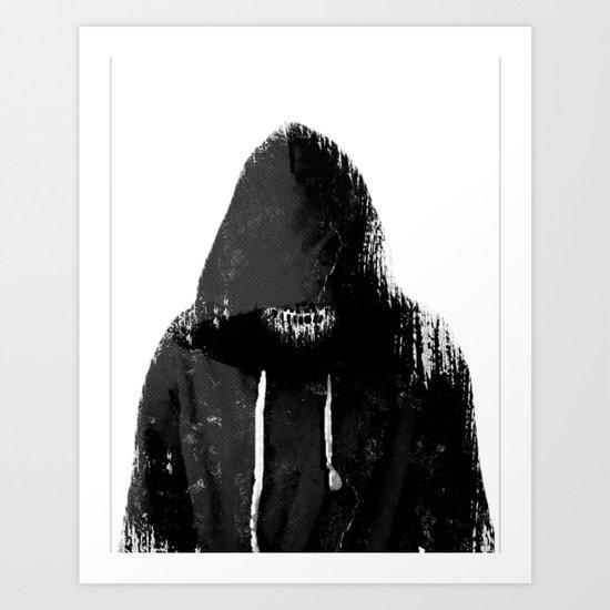 21st Century Death Art Print