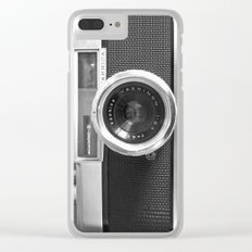 Camera Clear iPhone Case