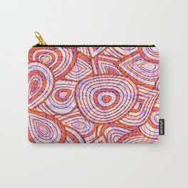 Goove Thang Pink Carry-All Pouch