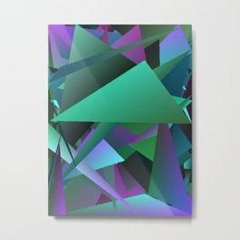 Beach Glass 3 Metal Print