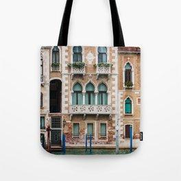 Venice Architecture Tote Bag