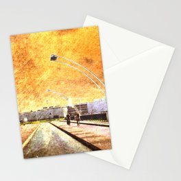 Bridge Over Troubled Water Stationery Cards