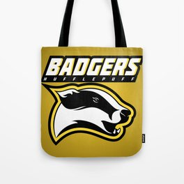 Badgers Hufflepuff  Tote Bag