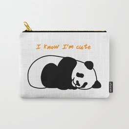 Panda 5 Carry-All Pouch