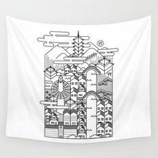 KYOTO Wall Tapestry