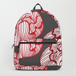 Cabbage Rose Backpack