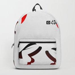 Three Girls Backpack