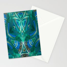 Venetian Star Stationery Cards