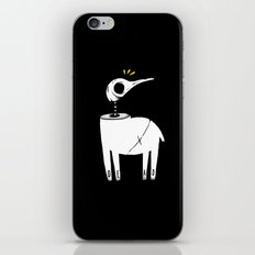 Death and His Friends iPhone & iPod Skin