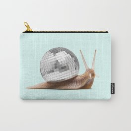 DISCO SNAIL Carry-All Pouch