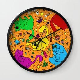 Percy Wall Clock