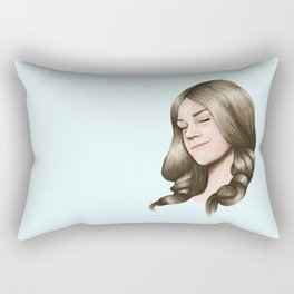 Bobbi Morse Rectangular Pillow