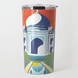The Taj Mahal Travel Mug