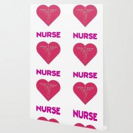 Adorable Pediatric Nurse Design PNCB RNs Wallpaper