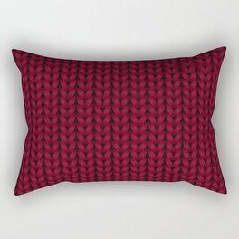 Chunky Knit Rectangular Pillow