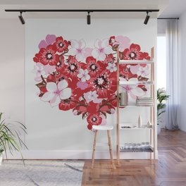 love flovers Wall Mural