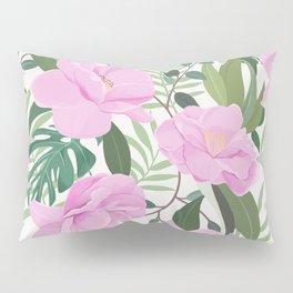 Soft Garden Pillow Sham