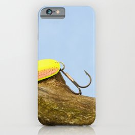 Fishing Tackle 13 iPhone Case