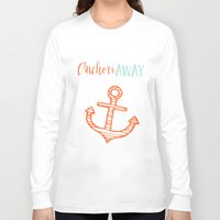 anchor Long Sleeve T-shirts featuring Anchor by Zen and Chic