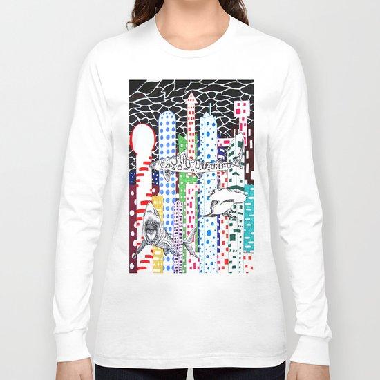 Sharknado Long Sleeve T-shirt