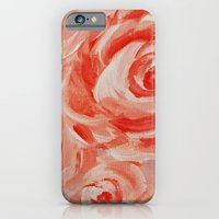 Floating Roses iPhone 6s Slim Case