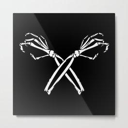 Dead Hands Metal Print