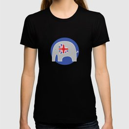 Earl Grey Elephant 2 T-shirt