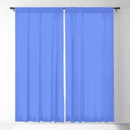 Reaching for Heaven ~ Blue-violet Blackout Curtain