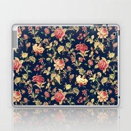 Shabby Floral Print Laptop & iPad Skin