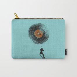 Record Breaker Carry-All Pouch