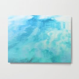 Water Fantasia #decor #buyart #society6 Metal Print